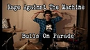 Rage against the machine Bulls on Parade DrumCover by Hvedar Groovich