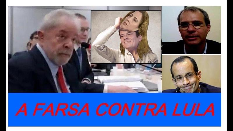 Defensor expõe farsa contra Lula e Moro perde o controle! Isso grande Mídia escondeu!