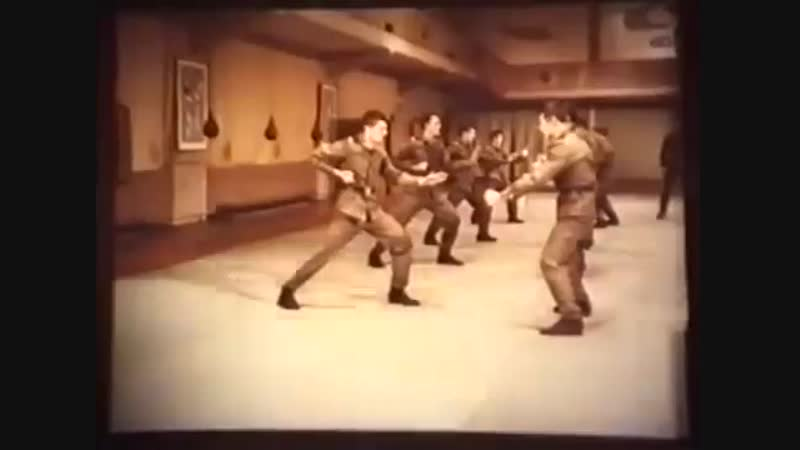 Подготовка спецназа ВВ МВД РФ 1979 г