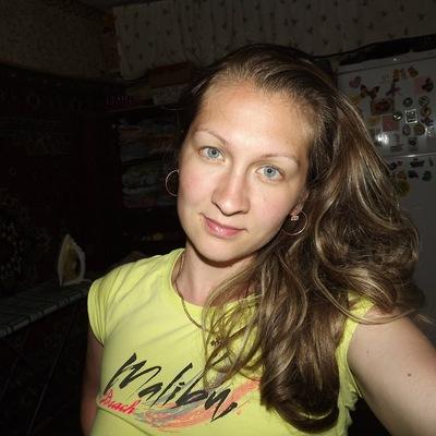 Ольга Черных, 17 августа 1989, Слободской, id144871163