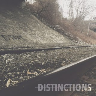 Distinctions - Don't Tread On Me EP (2016)