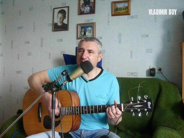 Гранитный камушек (Божья коровка) - кавер под гитару