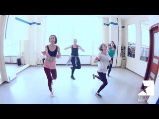 Jennifer Lopez - Live It Up (feat. Pitbull).Jazz Funky by Alina Kucherenko. All Stars Choreo Day