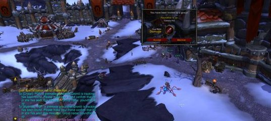 World of Warcraft RU - YouTube