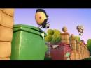 Ангел Бэби - Важная профессия - Детский мультик 16 серия