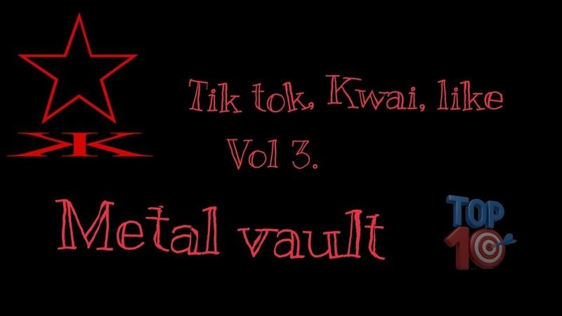 13 Algeia band Top 10 Tik tok Kwai like metal vault vol 3