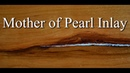 Mother of Pearl Inlay for Wood Turners and Woodworkers