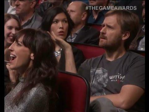 Todd Howard At The Game Awards 2015