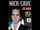 Nick Cave - 26.05.2015 @BKZ, St.- Petersburg , Russia
