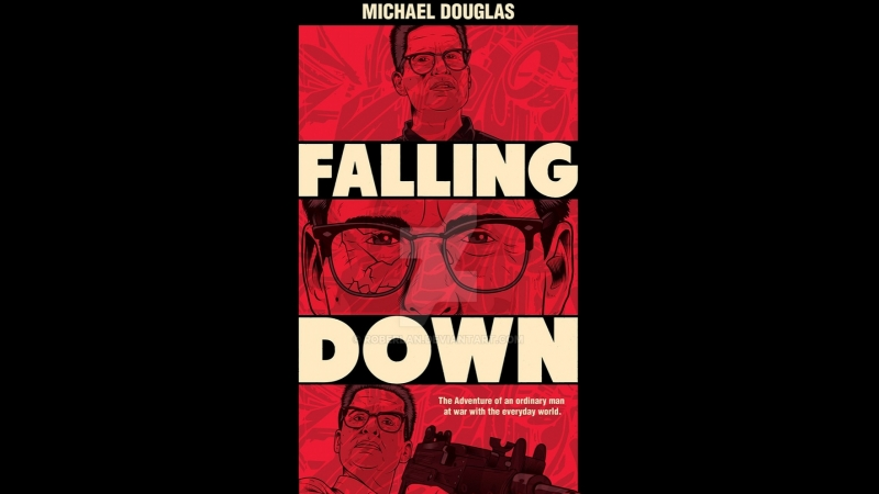 С меня хватит! (Крушение,Падение) / Falling Down, 1993 Горчаков,1080