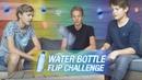 WATER BOTTLE FLIP CHALLENGE MET ERGE CHALLENGES!