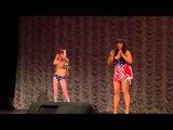 Toguchi 2014 - Клип Lady Gaga feat Beyonce - Telephone) - Rum, Polis (Москва)