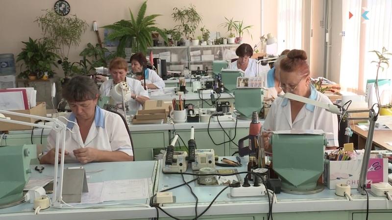 Продукции на 700 млн рублей в год выпускает радиоэлектронная промышленность города