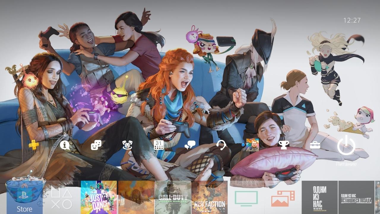 В честь международного женского дня в PS Store добавили бесп