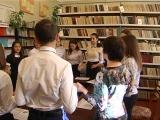 Круглый стол на тему «Великая сила  -  народного единства» в школе № 5 г. Комсомольское