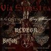 VIA SINISTRA II - Black Metal Fest