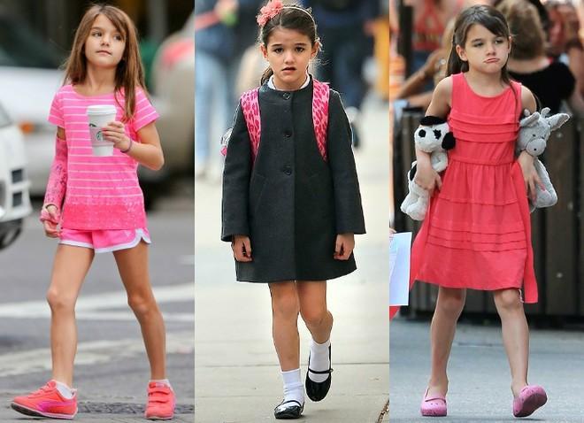 Самые стильные дети знаменитых родителей