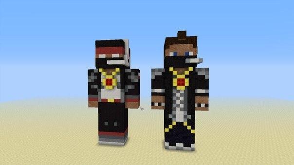 Minecraft [прохождение карты] - Темный паркур (МиСТиК