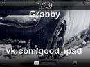 Grabby tweak on iPad