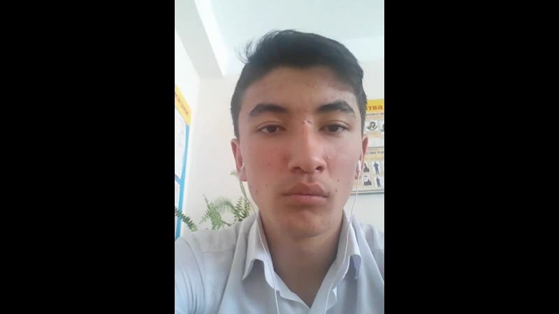 Азам Хафизов - Live
