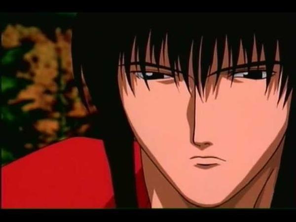 (Samurai X) Kenshin's meets Seijūrō Hiko