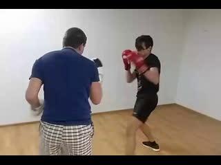 Спаринг раунд 1