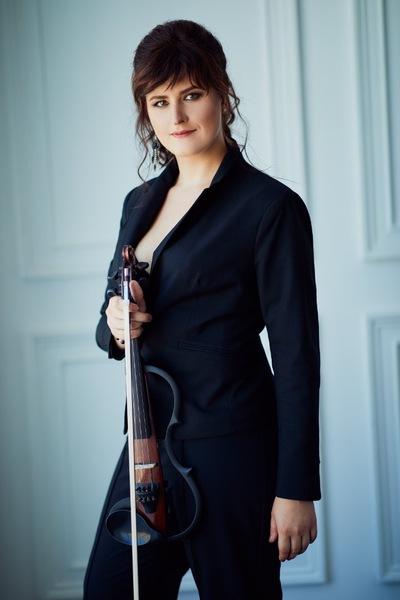 Наталья Дьяченко-Скрипка