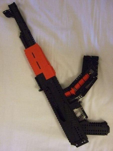 Lego guns/vk.com лего оружия в