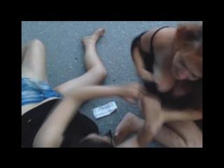 Walka ukraińskich prostytutek - Борьба украинских проституток