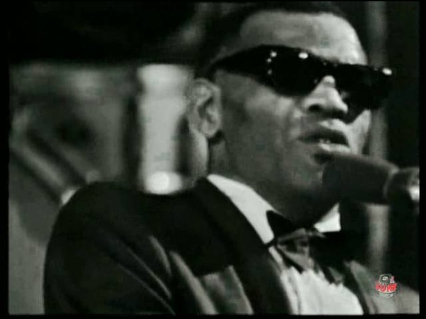 Ray Charles - Tell all the world about you A tear fell - Live concert `69 Salle Pleyel