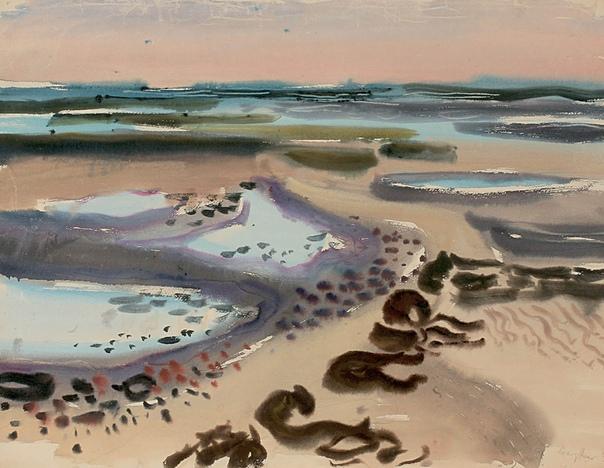 Эдуард Баргир, Eduard Bargheer (25 декабря 1901 1979) немецкий живописец и гравер. Известен прежде всего пейзажными акварелями, которые отличаются светлым, кристаллическим стилем. Его сочетания