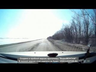 Дорога от с. Попасное до переезда с. Пухово и от переезда до перекрестка Россошь-Острогожск