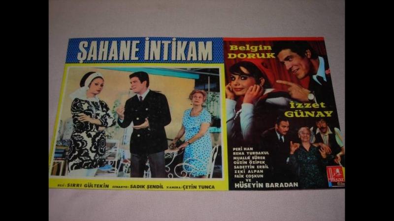 Şahane İntikam - Belgin Doruk _ İzzet Günay (1969 - 77 Dk)