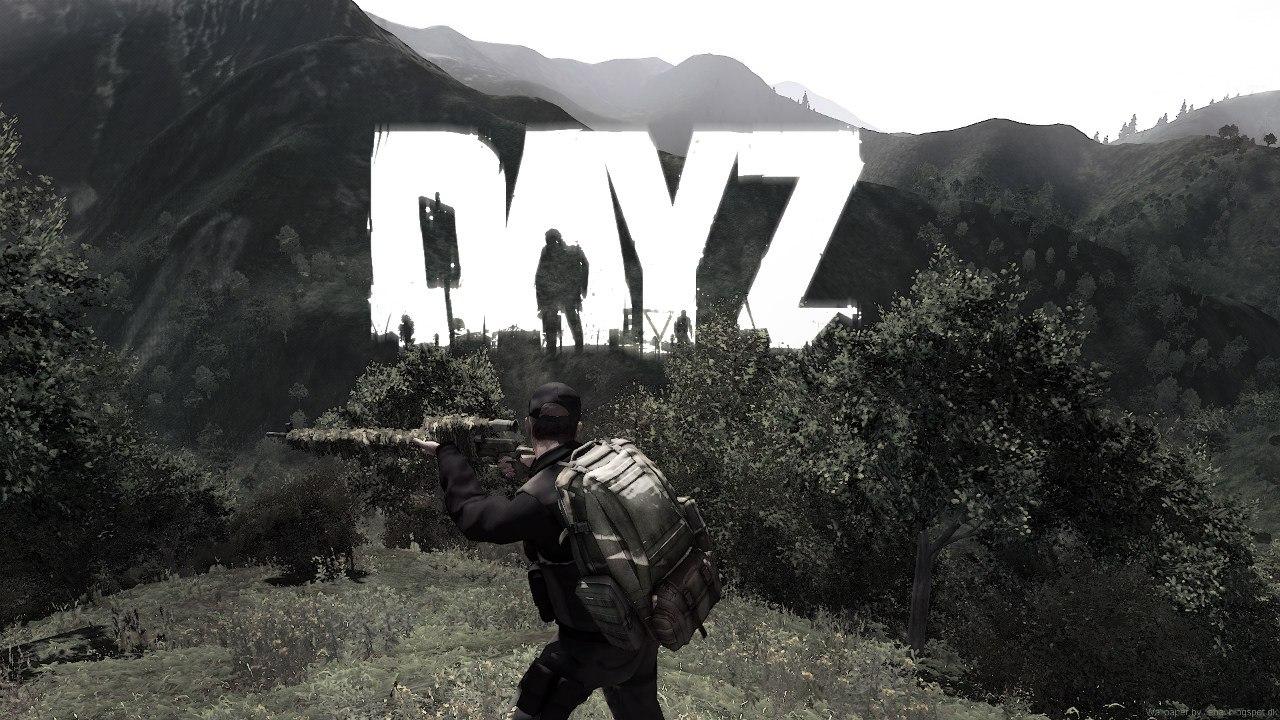 DayZ Standalone logo, coverart, логотип, картинка