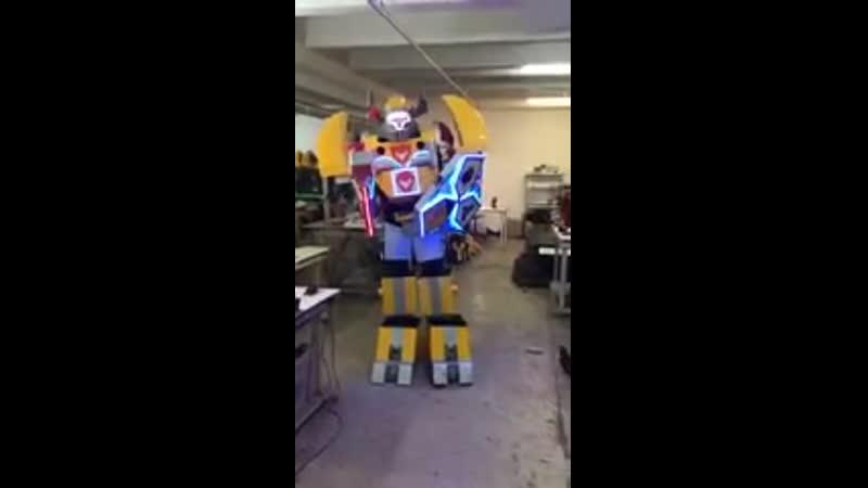Лего-трансформер 2