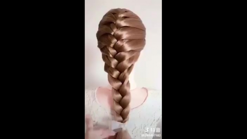Нереально крутые причёски!