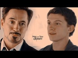Tony Stark and Peter Parker - Drown