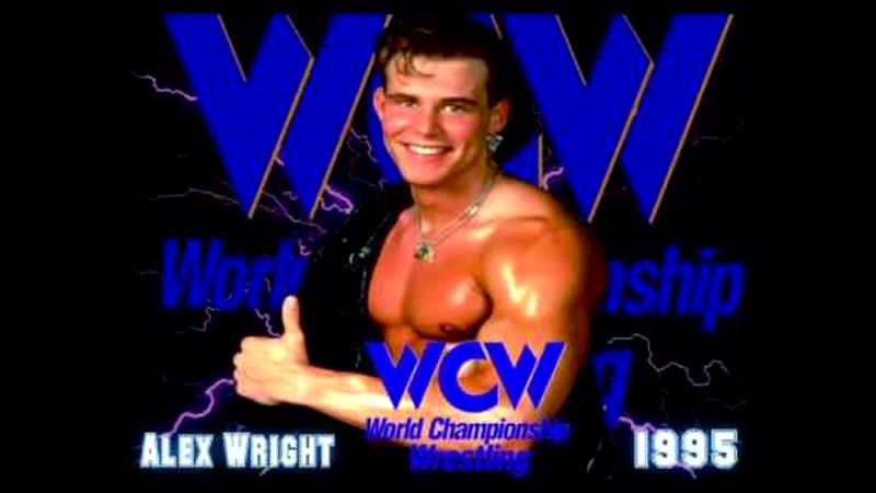 WCW Alex Wright Unused Theme 1