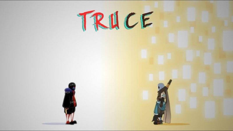 [HMDS] Undertale Animation - truce [ПЕРЕМИРИЕ] (RUS DUB)