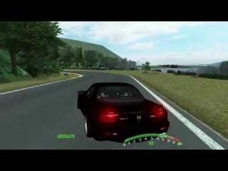 SLRR Maze Circuit | Mazda rx-7