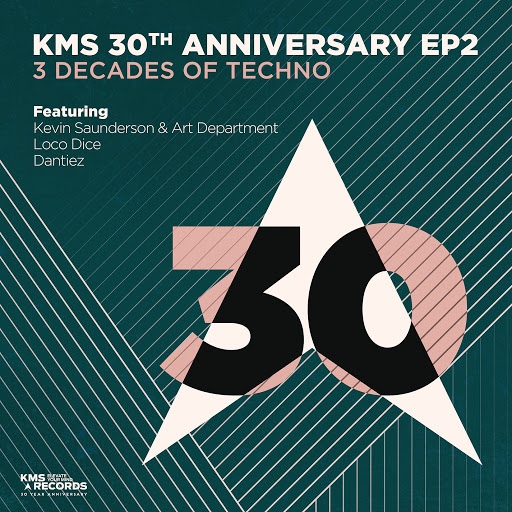 Art Department альбом KMS 30th Anniversary EP2