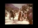 Танец старика на осетинской свадьбе.