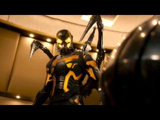 Человек-муравей трейлер 2 ANT MAN Official TRAILER 2 (Full Length)