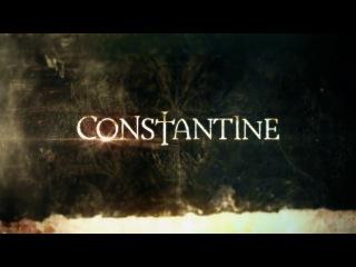 Константин / Constantine (2014) Русский трейлер (Сезон 1)