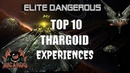 Elite Dangerous My Top 10 Thargoid Encounters and Experiences