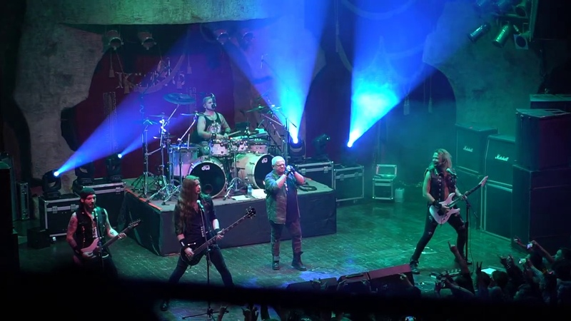 U.D.O. - A Cry of a Nation Metal Machine | Уфа 17.11.2018