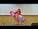К - 4 народный цыганский танец Кармелита