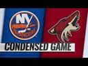 New York Islanders vs Arizona Coyotes | Dec.18, 2018 | Game Highlights | NHL 2018/19 | Обзор матча