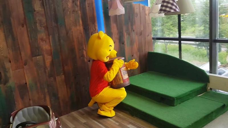 Приключения Винни Пуха⚠️Внимание! Пропала банка мёда!