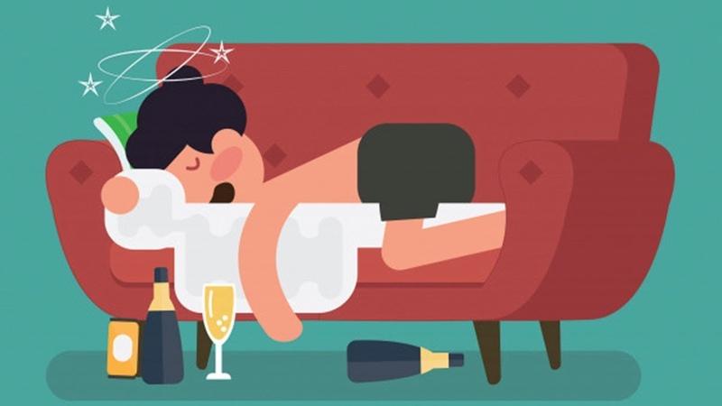 Что происходит с организмом когда Вы ложитесь спать ПЬЯНЫМИ